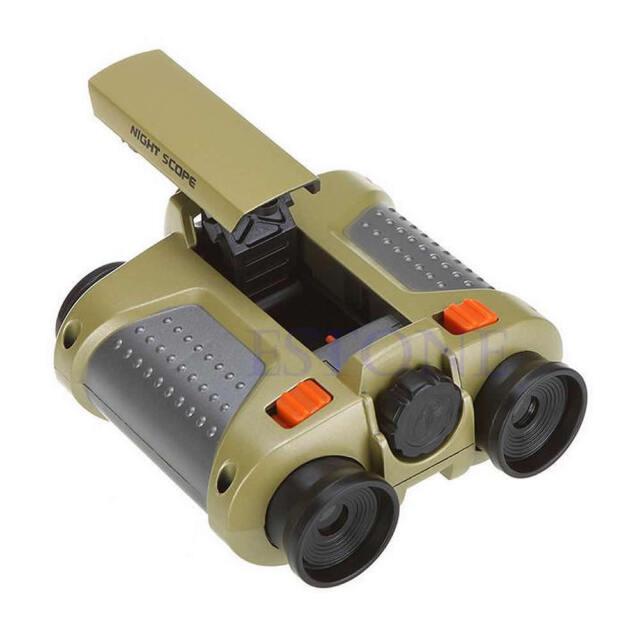 4 x 30mm Night Vision Surveillance Scope Binoculars High Quality D&N