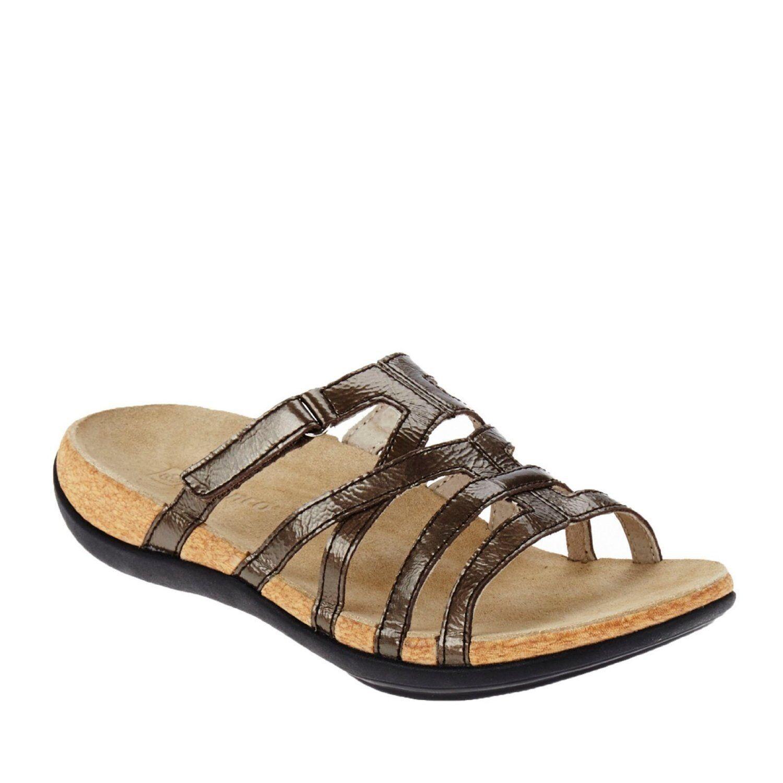 Vagabond Irene 4338-001 Leather Slide Platform Sandals Size 4-7