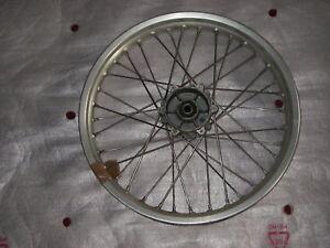 Ruota Ant. 2.15x19 Cerchione Fronte Wheel Roue Aprilia Pegaso 650 BMW F650