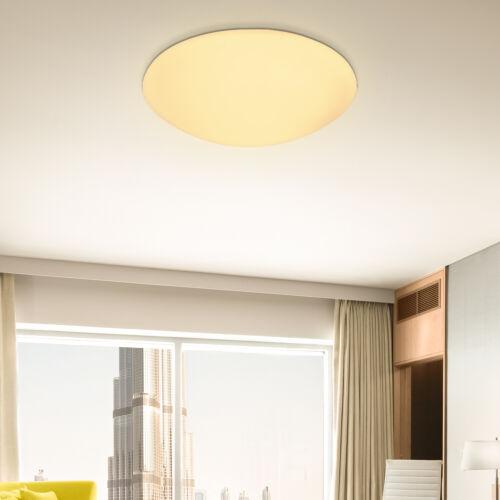 12W LED Deckenleuchte mit Bewegungsmelder Sensor Bad Badlampe Warmweiß