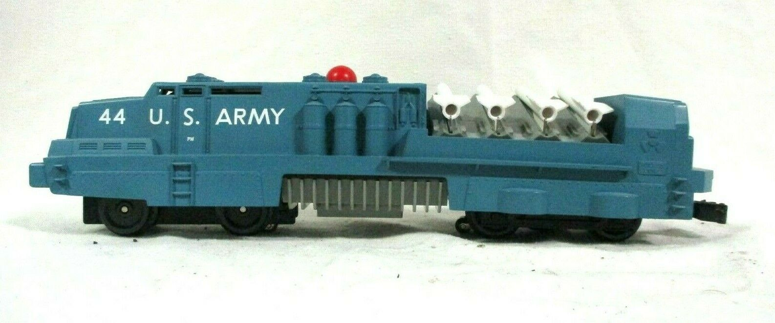 Lionel 6-21788  44 United States Army Locomotive w  Missiles Tested correres B65-11