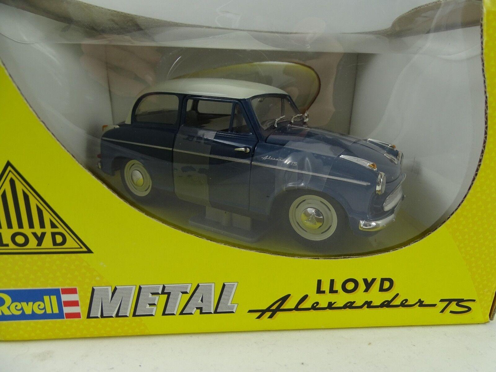 primera reputación de los clientes primero 1 18 Revell Revell Revell  08960 Lloyd Alexander ts azul-rareza nuevo en el embalaje original §  100% autentico