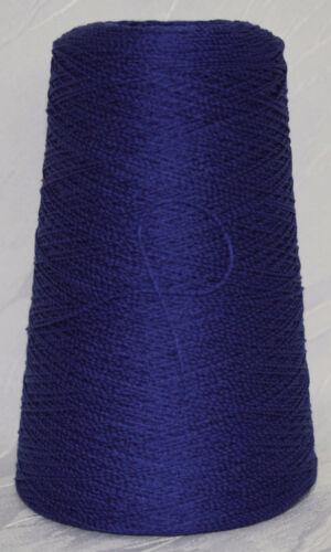 cobalto 29€//Kg 43/% Viskose 35/% Baumwolle softweiche Wolle Glanz Lineapiu LL 315m