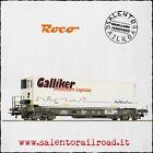 """ROCO 76750 CARRO HUPAC con semirimorchio """"Galliker Healthcare Logistics"""""""