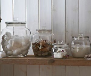 Image Is Loading Kilner Universal Jars Push Top Glass Kitchen Food