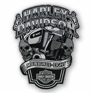 Harley-Davidson-Aufnaher-Emblem-034-Milwaukee-Eight-XL-EM255904