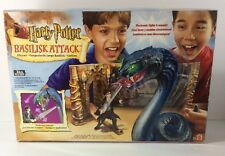 Harry Potter Electronic Basilisk Attack Playset Giant Serpent NEW