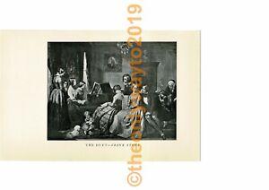 Duet-Frank-Stone-Book-Illustration-Print-1934