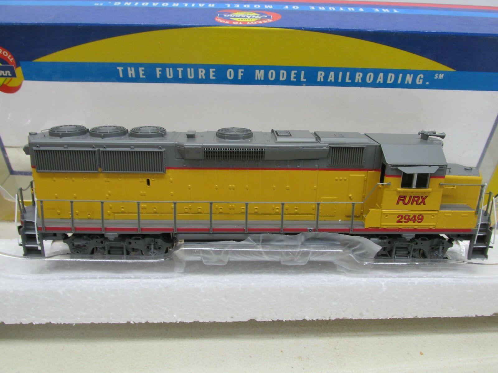 ATHEARN  FIRST UNION  GP 50 POWERED LOCOMOTIVE HO SCALE