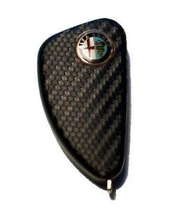 Alfa-156-JTS-TS-GTA-JTD-carbon-fiber-style-key-sticker