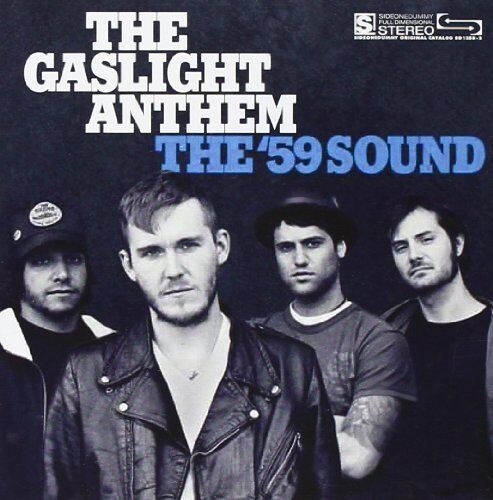 1 of 1 - The Gaslight Anthem - The '59 Sound - The Gaslight Anthem CD TYVG The Cheap Fast