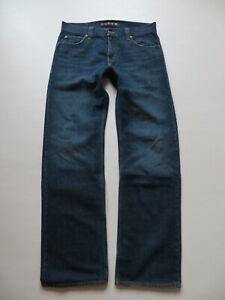 Levi-039-s-549-Loose-Jeans-Hose-W-34-L-36-extrem-Seltenes-Modell-Weit-amp-Bequem