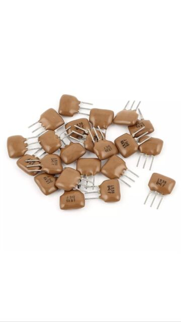 3Pin Ceramic Filter Crystal Resonator L5.5M 5.5MHz Frequency