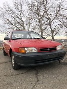Toyota Tercel! Mint Condition! Wow!