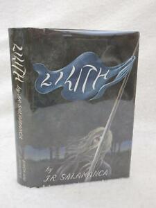 J-R-Salamanca-LILITH-1961-Simon-amp-Schuster-NY-Early-Book-Club-Edition-HC-DJ