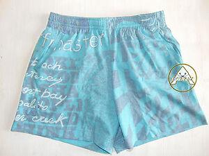 Vintage-80-90-AUSTRALIAN-Boxer-L-52-Shorts-Costume-Beach-Pantaloncini-VERDE-NOS