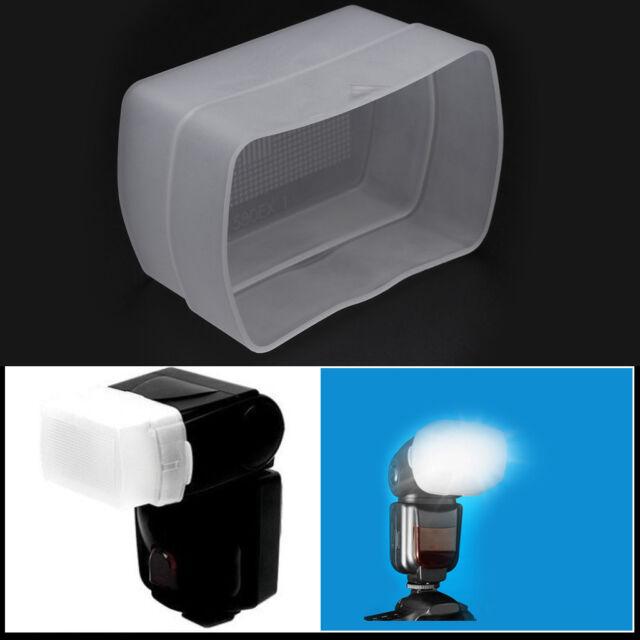 Flash Bounce Diffuser Softbox For Canon 580EXII YONGNUO YN560 YN565EX Speedlite