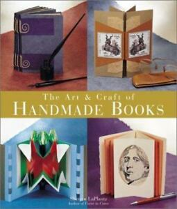 The-Art-and-Craft-of-Handmade-Books-New-Ideas-amp-Techniques-by-Shereen-LaPlantz