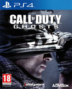 CALL-OF-DUTY-GHOSTS-PS4-GIOCO-NUOVO-SIGILLATO-PAL-ITALIANO-SONY-PLAYSTATION-4