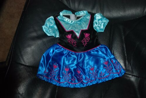 Anna Short Dress for 18/'/' dolls by American Fashion World