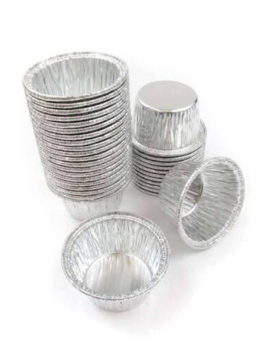 2 oz #S220 Disposable Aluminum Foil Cup