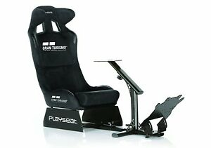 Image is loading OFFICIAL-PLAYSEAT-GRAN-TURISMO-RACING-GAMING-CHAIR-PS4-  sc 1 st  eBay & OFFICIAL PLAYSEAT GRAN TURISMO RACING GAMING CHAIR - PS4/XBOX 1/PC ...