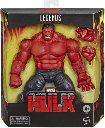Red Hulk BAF Version 20 cm marvel legends figurine Hasbro