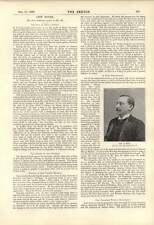 1895 Mr A Beit Cape Millionaire In Diamonds