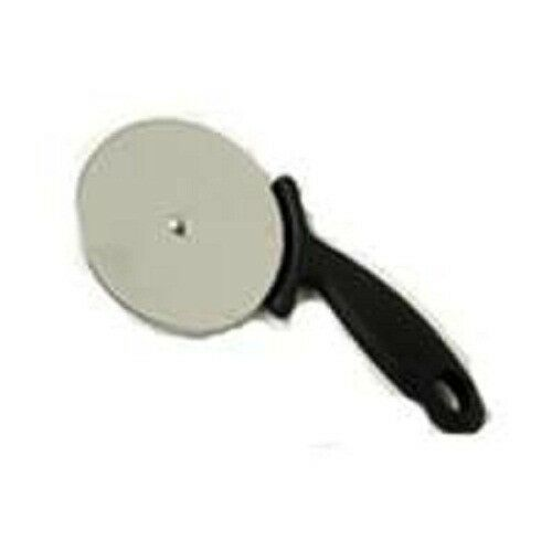 """NEW CHEF/'S CRAFT 21370 STAINLESS STEEL 1 1//2/"""" BLACK LARGE PIZZA CUTTER 0091991"""
