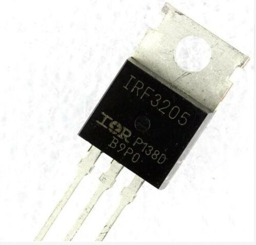 2x IRF3205 IRF3205PBF N POWER Mosfet TO-220 USA SHIP  A296