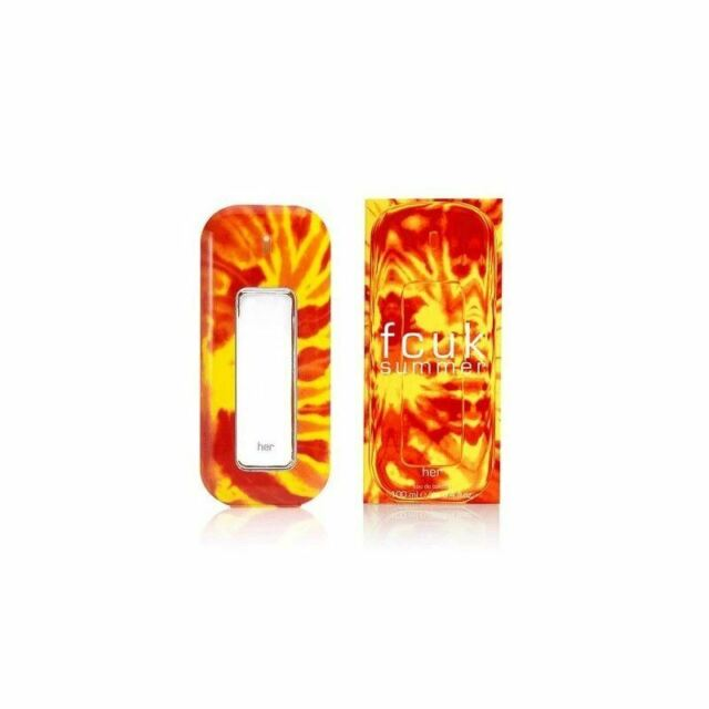 French Connection FCUK Summer Her 100ml EDT (L) SP Womens 100% Genuine (New)