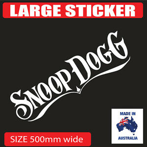 Snoop-Dogg-car-sticker-popular-LARGE-DECAL
