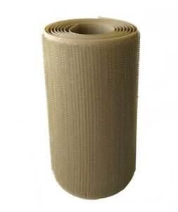 "1 m Cinta marca VELCRO® Tan 499 10 cm coser pincho macho hook 100 mm 4"" sewing"