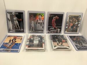 50-Card-NBA-Various-Player-Team-Lot-Zion-Rookie-Luka-Doncic-Insert