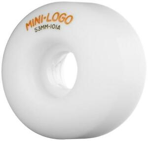POWELL-MINI-LOGO-039-C-039-Corte-ruedas-de-Skate-53mm-101a