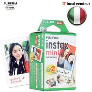 20-Scatti-Fuji-Instax-Mini-Pellicola-Film-Per-Fujifilm-Mini-7s-8-25-50-90-70-IT