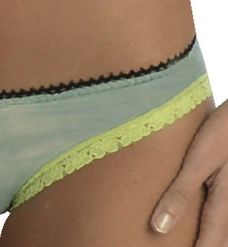 Clare Bare Angelique Sheer Panty Caribbean L /& XL Available NWT