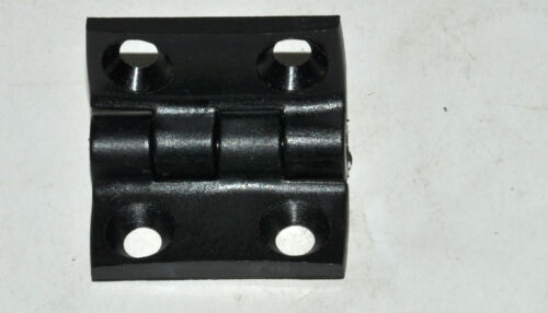 "SOLD INDIVIDUALLY Forespar MF 602 B HINGE,BLACK 1-1//2/"" X 1-3//8/"""