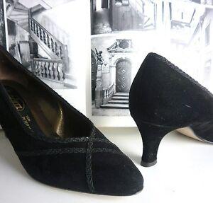 pour dames Peter Kaiser Escarpins Noir Di Vintage Black Fabriquᄄᆭ en rtz G True Allemagne 8O0PkNnwX
