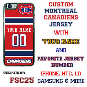 Montreal-Canadiens-Jersey-Phone-Case-Cover-Personalized-for-iPhone-Samsung-etc