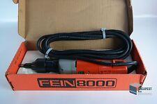 Fein 8000 Hochfrequenz Schrauber 300 Hz, HF-Schrauber, 81205 360W, 200V NEU