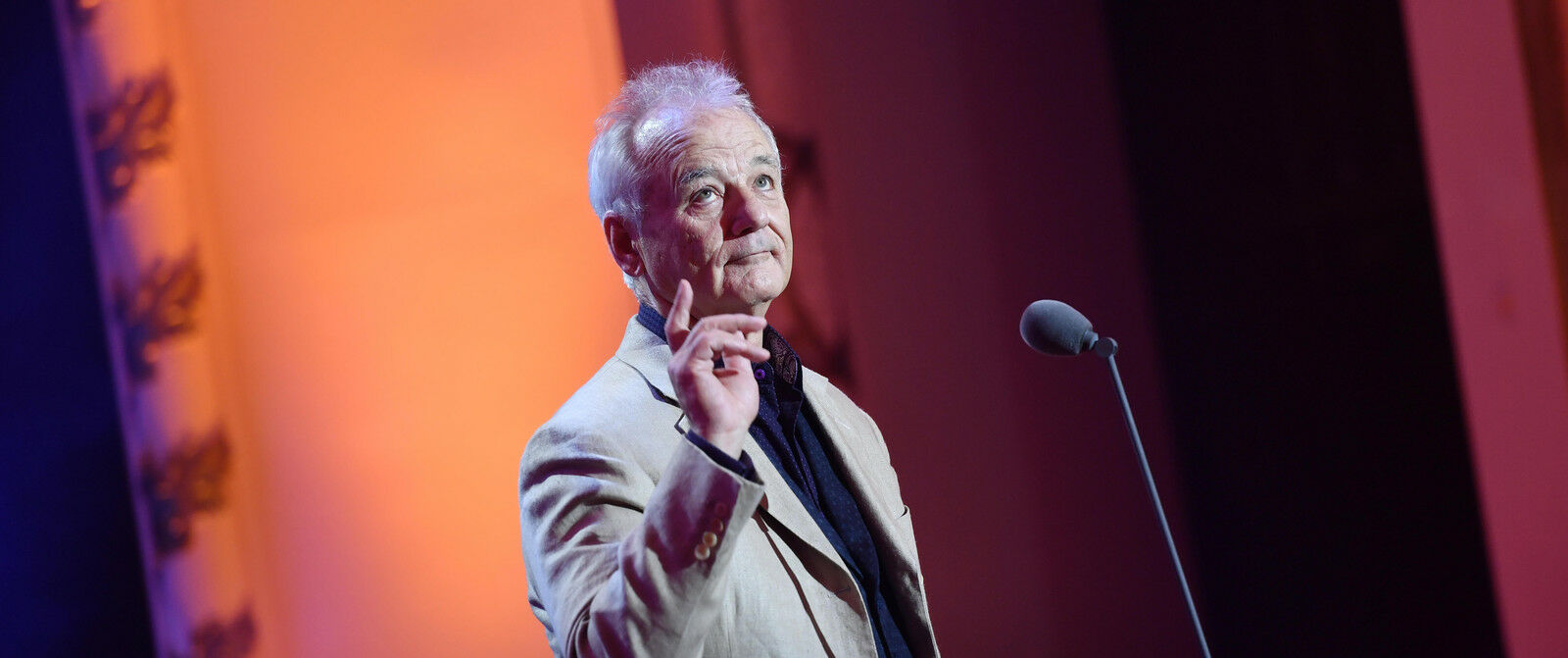 Bill Murray with with Cellist Jan Vogler and Friends: New Worlds