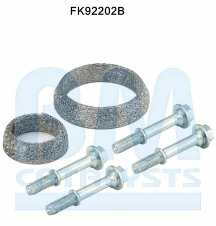 Exhaust Fitting Kit FK92202B BM Cats Genuine Top Quality Replacement New
