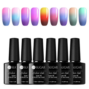 UR-SUGAR-7-5ml-Nagel-Gellack-Temperature-Color-Changing-Soak-Off-Nail-Art-Gel