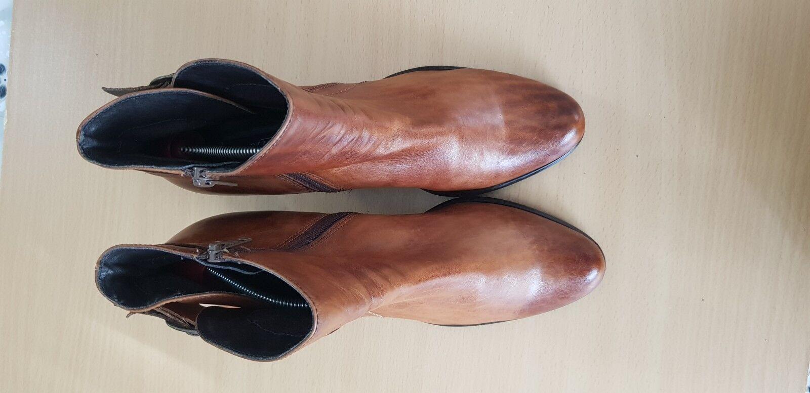 Schuhe Damen Gr Leder 39 Stiefel Görtz Stiefeletten Gr Pumps zRw6xqga