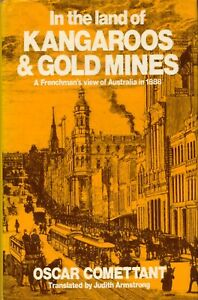 Details about In the land of Kangaroos and Gold Mines History Victoria  Melbourne 1888 French