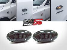2002-2008 Mazda 6 M6 LED Black Smoke Side INDICATORS Markers Signals Blinkers