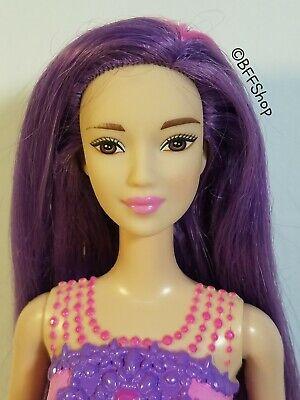 Nude Sunstreak Blonde Barbie Doll Mackie face sculpt ready