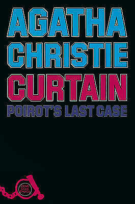 Curtain: Poirot's Last Case (Collins Crime Club),ACCEPTABLE Book