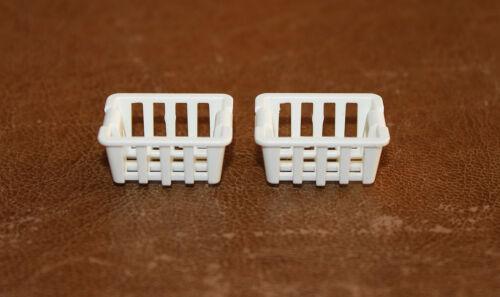 Playmobil vie quotidienne lot de 2 x paniers 7589 3200 4461 4285 4286 4288 5119